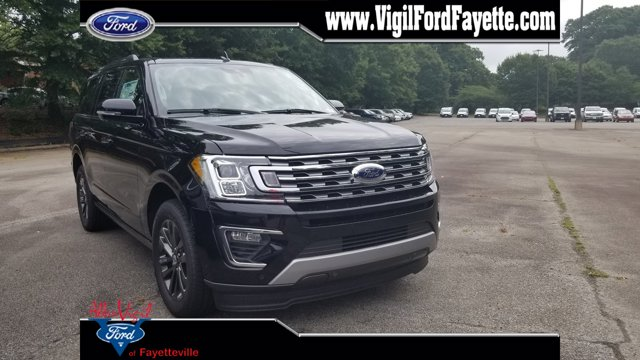 2019 Ford Expedition Limited 4x2 Agate Black Metallic