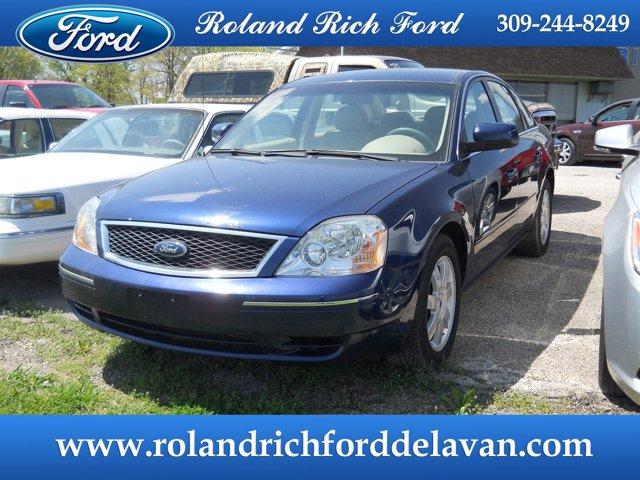 2006 Ford Five Hundred 4dr Sdn SE DARK BLUE PEARL METALLIC
