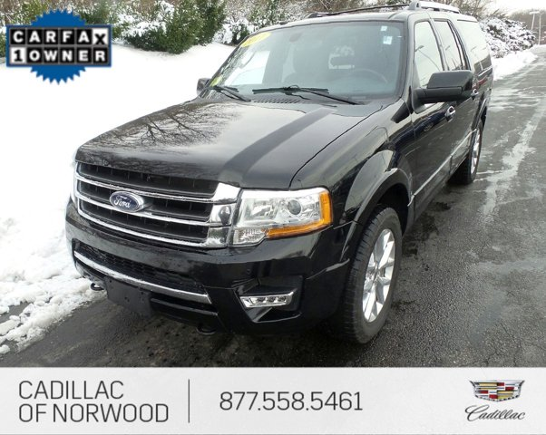 2017 Ford Expedition EL Limited 4x4 BLACK Auxiliary Audio Input