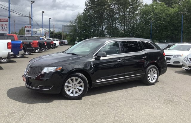 2013 Lincoln MKT 4dr Wgn 3.7L AWD w/Livery Pkg