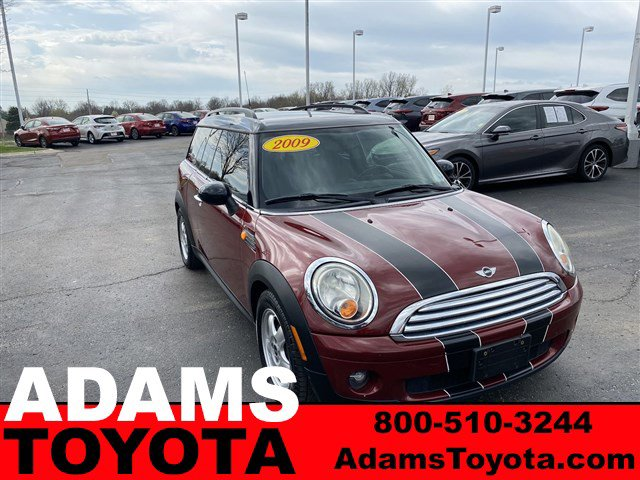 2009 MINI Cooper Clubman 2dr Cpe CHILI RED Driver Air Bag