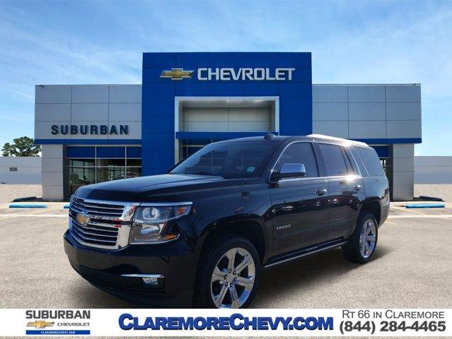 2019 Chevrolet Tahoe 2WD 4dr Premier BLACK