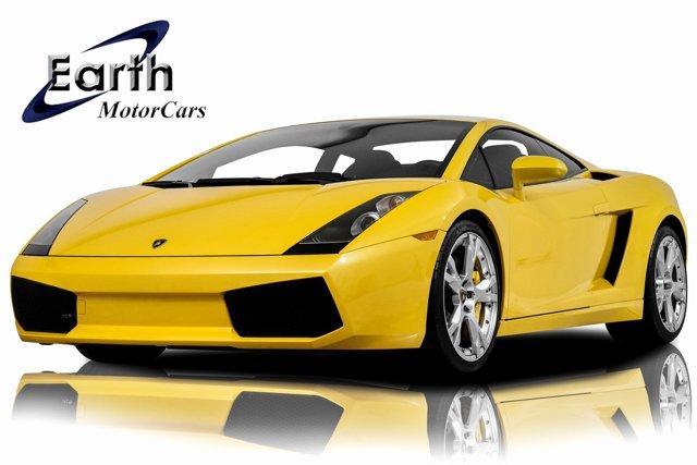 2008 Lamborghini Gallardo 2dr Cpe Giallo Halys