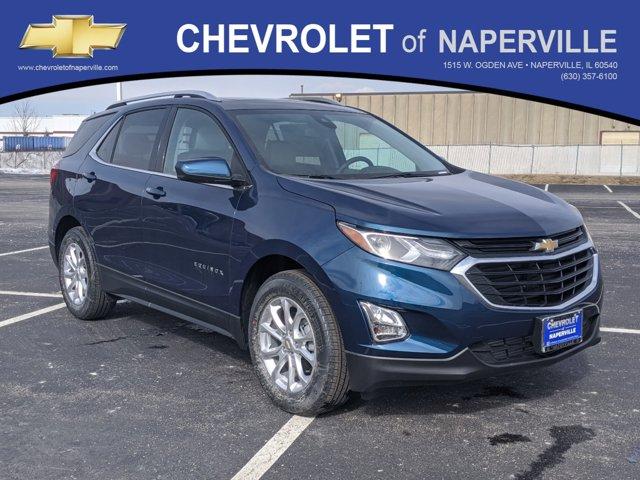 2020 Chevrolet Equinox FWD 4dr LT w/1LT PACIFIC BLUE