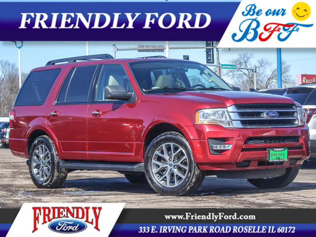 2016 Ford Expedition Bluetooth Connection Back-Up Camera
