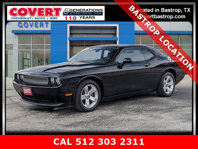 2011 Dodge Challenger 2dr Cpe BRILLIANT BLACK CRYSTAL PEARL