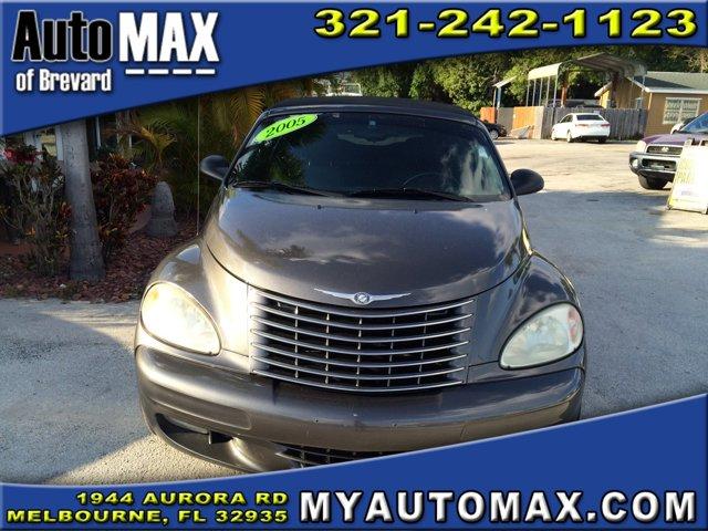 2005 Chrysler PT Cruiser 2dr Convertible GT Cruise Control