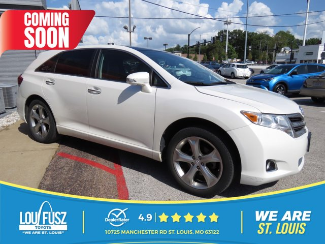 2013 Toyota Venza 4dr Wgn V6 FWD XLE BLIZZARD PEARL