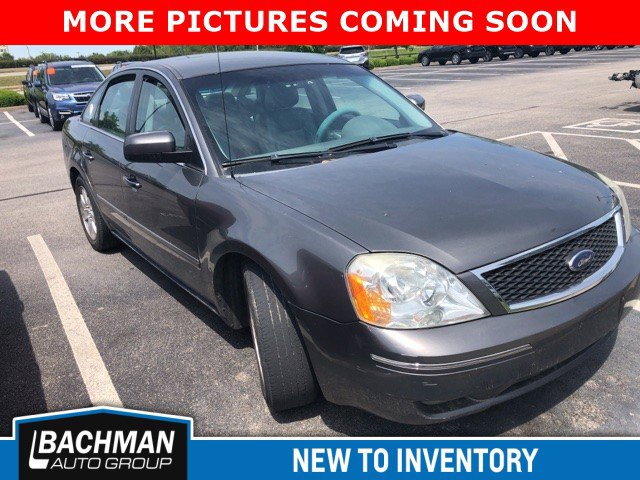 2006 Ford Five Hundred 4dr Sdn SEL PUEBLO GOLD METALLIC