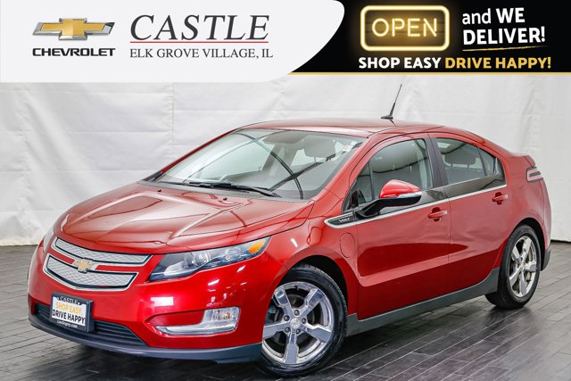 2013 Chevrolet Volt 5dr HB RED Bucket Seats Brake Assist