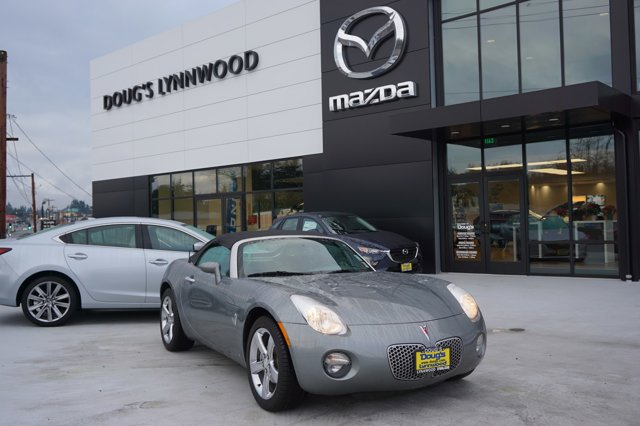 2007 Pontiac Solstice 2dr Convertible SLY (SHADOW GRAY METALLIC