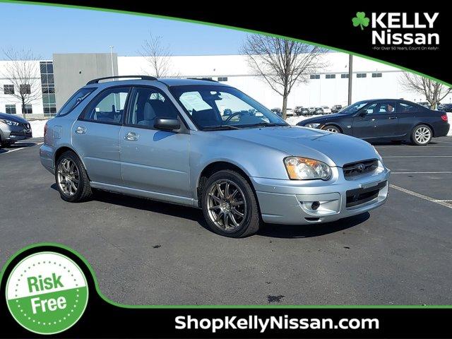2004 Subaru Impreza Wagon 2.5 TS Sport Auto Child Safety Locks