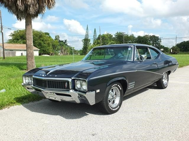 1968 Buick Skylark BLUE