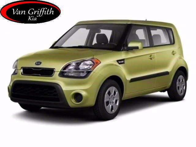 2013 Kia Soul GREEN Child Safety Locks CD Player Bucket Seats