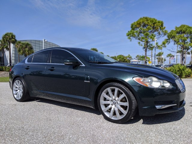 2010 Jaguar XF 4dr Sdn Portfolio GREEN Bluetooth Connection