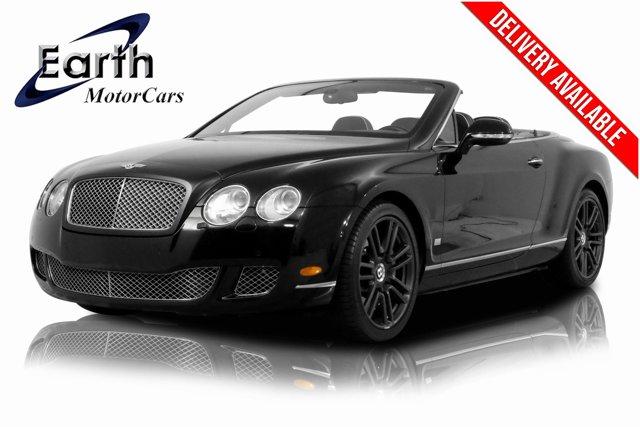 2011 Bentley Continental GT 2dr Conv BLACK