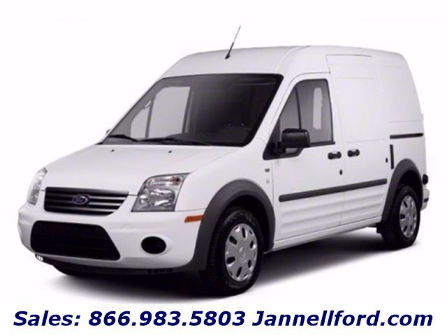 "2013 Ford Transit Connect 114.6"" XL w/side & rear door privacy"