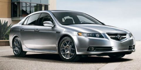 2007 Acura TL 4dr Sdn AT Type-S BLUE Bucket Seats Brake Assist