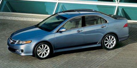 2007 Acura TSX 4dr Sdn AT Navi Brake Assist Bluetooth Connectio