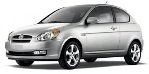 2007 Hyundai Accent 3dr HB Auto SE SILVER