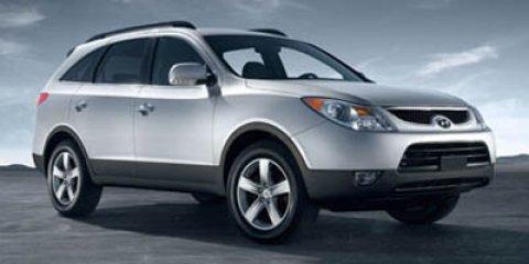 2007 Hyundai Veracruz AWD 4dr Limited SILVER Child Safety Locks