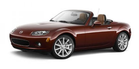 2007 Mazda MX-5 Miata 2dr Conv PRHT Manual Grand Touring COPPER