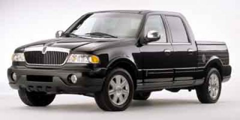 2002 Lincoln Blackwood 2WD BLACK Automatic Headlights