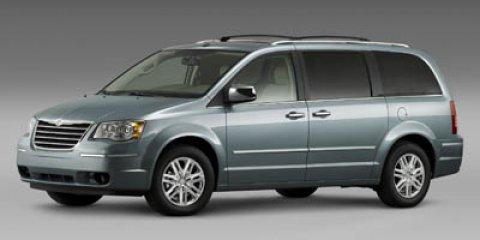 2008 Chrysler Town & Country 4dr Wgn LX STONE WHITE