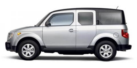 2008 Honda Element 2WD 5dr Auto EX GRAY Cloth Seats CD Player