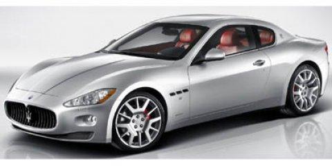 2008 Maserati GranTurismo 2dr Cpe GranTurismo GRIGIO NUVOLARI