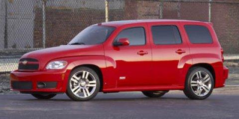 2008 Chevrolet HHR FWD 4dr SS BLACK BLACK Auxiliary Audio Input