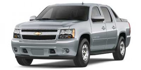 "2008 Chevrolet Avalanche 4WD Crew Cab 130"" LT w/1LT BLACK"