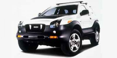 2001 Isuzu VehiCROSS 2dr 4WD SILVER Climate Control
