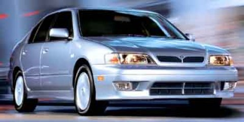 2002 Infiniti G20 4dr Sdn Luxury Auto Cloth Seats