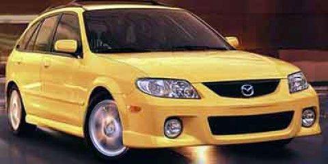 2002 Mazda Protege5 BLACK