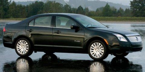 2011 Mercury Milan 4dr Sdn Hybrid FWD SILVER Aluminum Wheels