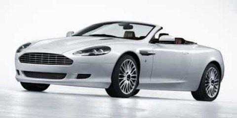 2010 Aston Martin DB9 2dr Volante Auto BLACK Bucket Seats