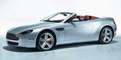 2009 Aston Martin Vantage 2dr Conv Sportshift BLUE