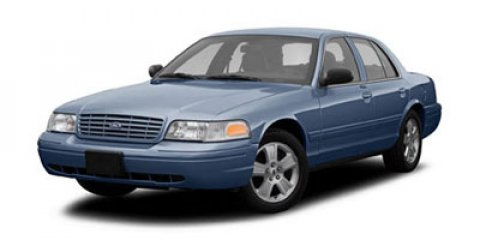 2011 Ford Crown Victoria 4dr Sdn LX Cloth Seats Climate Control