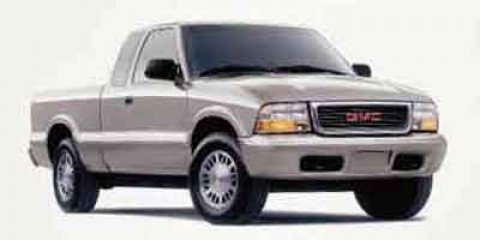 """2001 GMC Sonoma Ext Cab 123"""" WB SLS w/1SF Pkg CHERRY RED"""