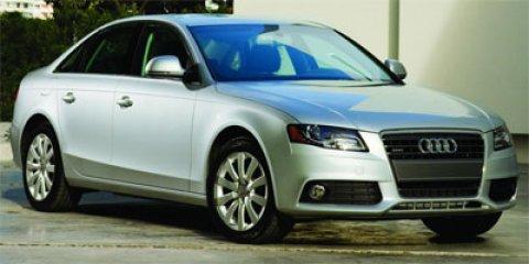 2012 Audi A4 4dr Sdn Auto quattro 2.0T Premium Plus GRAY
