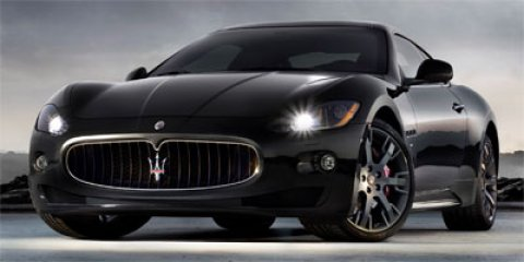 2010 Maserati GranTurismo 2dr Cpe GranTurismo S Grigio Touring