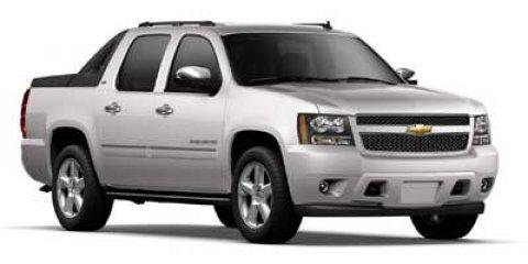 2011 Chevrolet Avalanche 4WD Crew Cab LTZ BLACK
