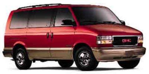 "2002 GMC Safari Passenger Ext 111"" WB AWD FOREST GREEN METALLIC"