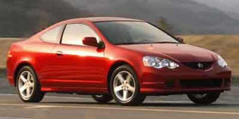 2002 Acura RSX 3dr Sport Cpe Type S FIREPEPPER RED PEARL