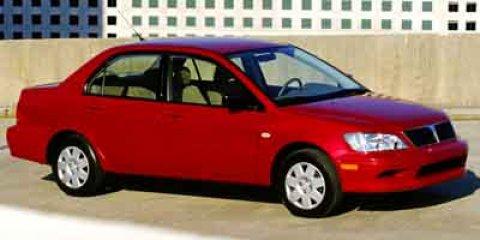 2003 Mitsubishi Lancer Front Wheel Drive