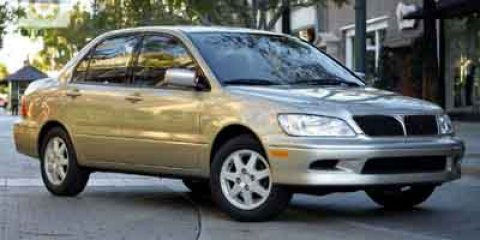 2003 Mitsubishi Lancer 4dr Sdn LS Auto Emergency Trunk Release