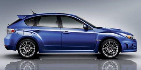 2012 Subaru Impreza Wagon WRX 5dr Man WRX STI OBSIDIAN BLACK
