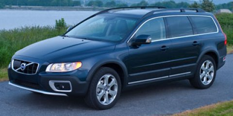 2012 Volvo XC70 4dr Wgn 3.2L Brake Assist Bluetooth Connection