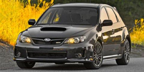 2011 Subaru Impreza Wagon WRX 5dr Man WRX DARK GRAY METALLIC
